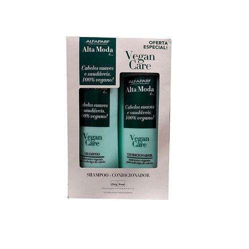 Kit Shampoo + Condicionador Vegano Alfaparf 300ml