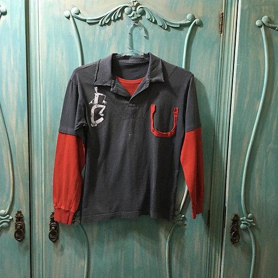 Camiseta Fido Dido Infantil - Tam 8