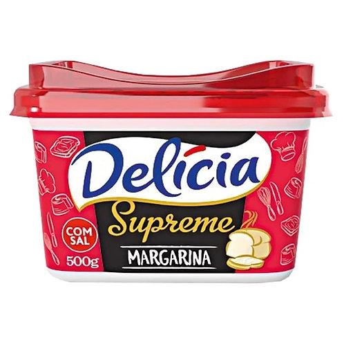 Margarina Delicia Supreme 500g C/Sal