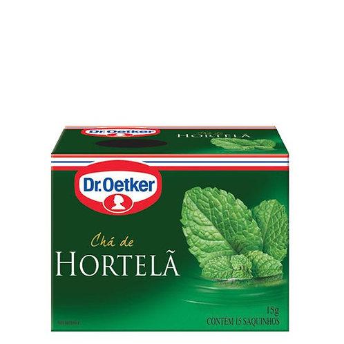 Chá Oetker Hortela 10Saq