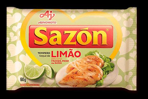 Tempero Sazon 60g  Toque Limão
