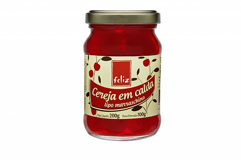 Cereja Calda Feliz 100g