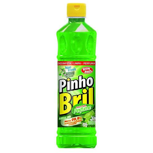 Desinfetante Pinho Bril 500ml  Limão