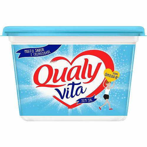 Margarina Qualy Vita 500g  S/Sal