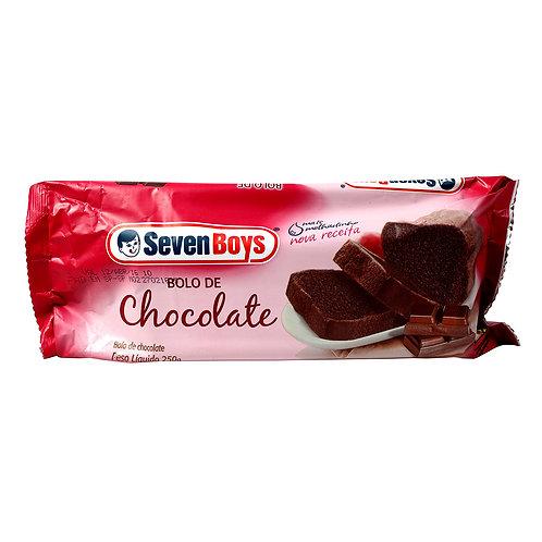 Bolo Seven Boys 250g  Chocolate