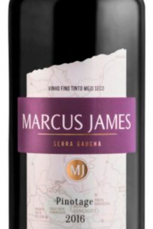 Vinho Marcus James 750ml  Pinotage