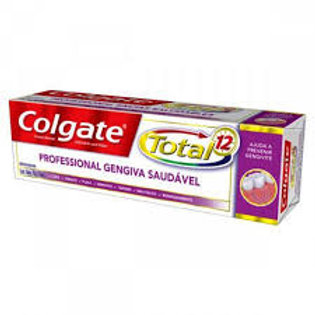 Creme Dental Colgate Total 12 Professional 70g  Gengiva Saudável