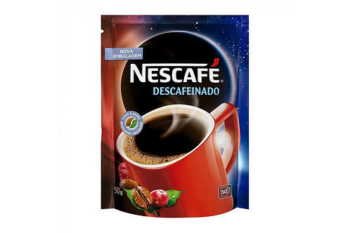 Café Nescafé Solúvel 50g Descafeinado