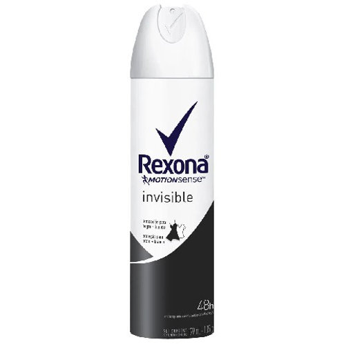 Desodorante Aerosol Rexona Women 175ml  Invisible