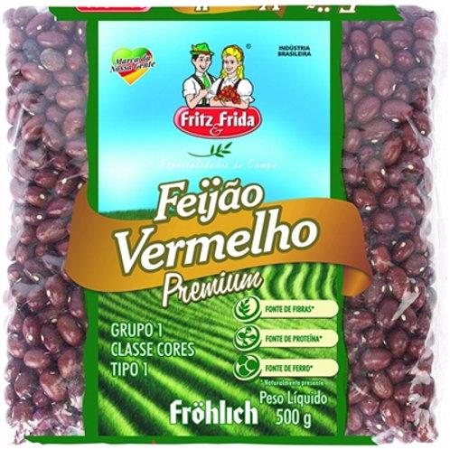 Feijão Frida 500g Vermelho Premium