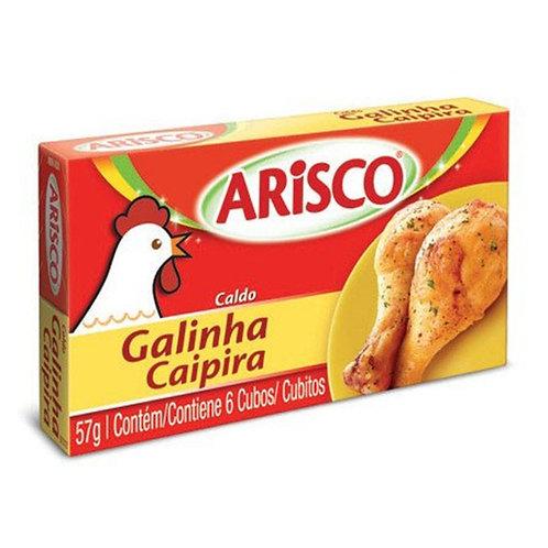Caldo Arisco 57g Galinha Caip