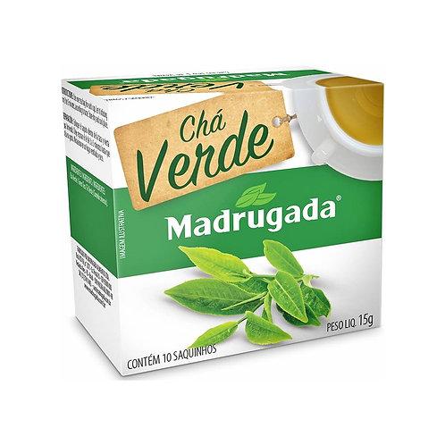 Chá Madrugada Verde 15g