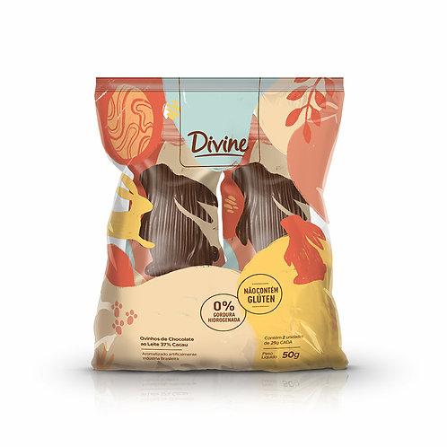 Ovinho Chocolate Divine 50G