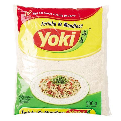 Farinha Mandioca Yoki 500g