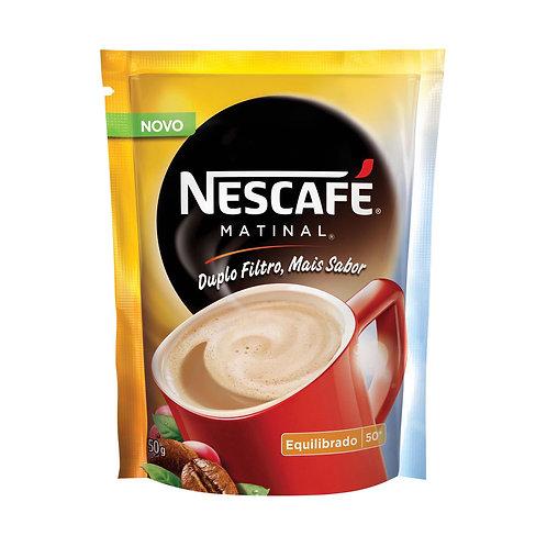 Café Nescafé Solúvel 50g Matinal