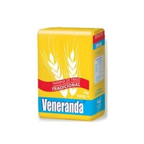 Farinha Trigo Veneranda 1Kg