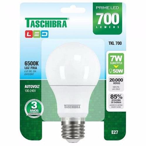 Lâmpada Led Taschibra 7W 6500K