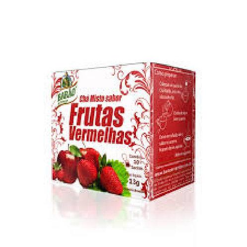 Chá Barão Frutas Vermelhas 13g