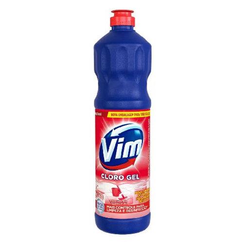 Desinfetante Vim Cloro Gel 700ml  Trad