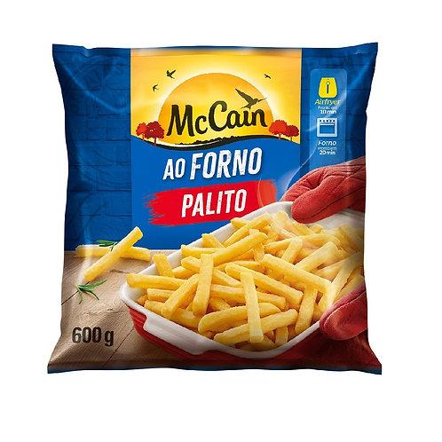 Batata Palito Mccain 600g Congelada Ao Forno