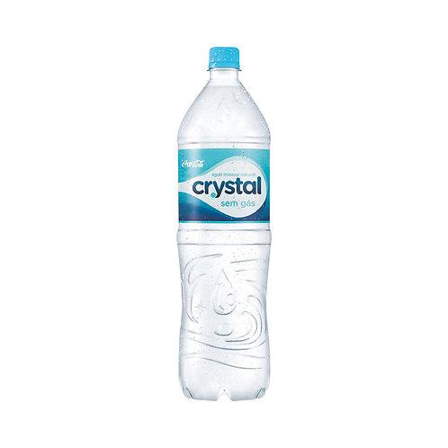 Água Mineral Crystal 1,5L S/Gás