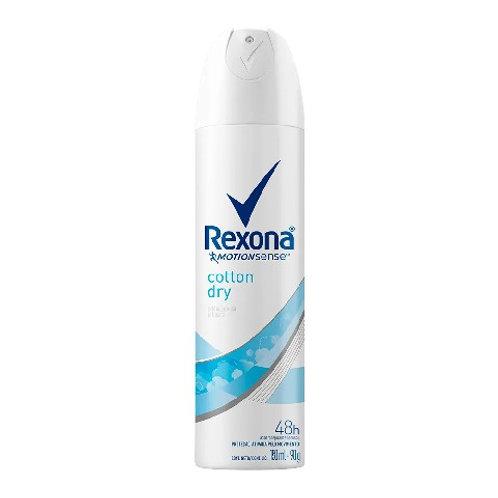 Desodorante Aerosol Rexona 150ml  Cotton