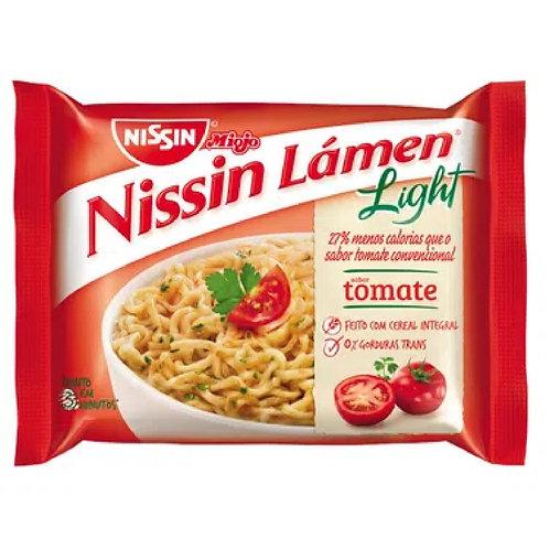 Macarrão Instantâneo Nissin Light 74g  Tomate