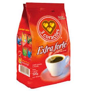 Café Três Corações 500g  Extra Forte