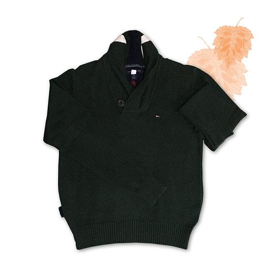 Blusão Verde Tommy Hilfiger - Tam P
