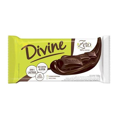 Chocolate Divine Zero 100g  Chocolate