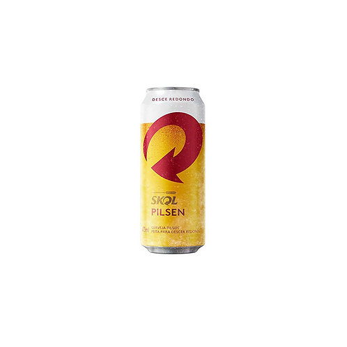 Cerveja Skol 473ml Pilsen