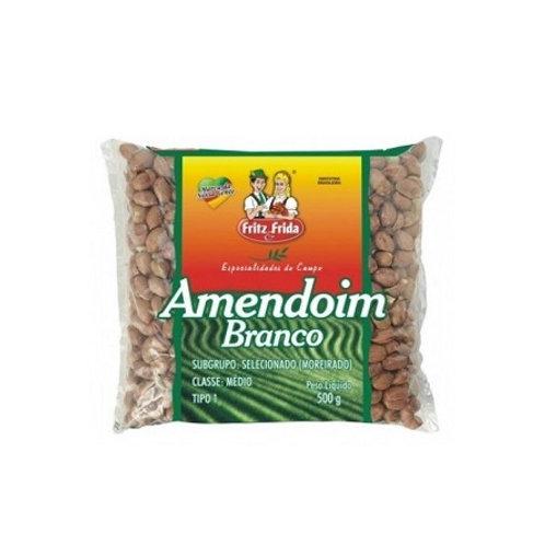 Amendoim Frida 500g Branco