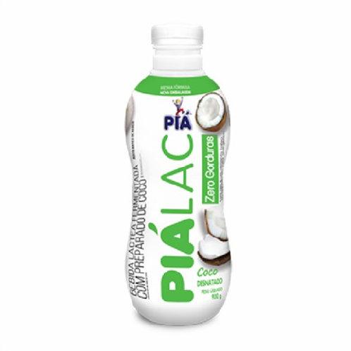 Bebida Lactea Piá Lac 900g  Coco 0% Gordura