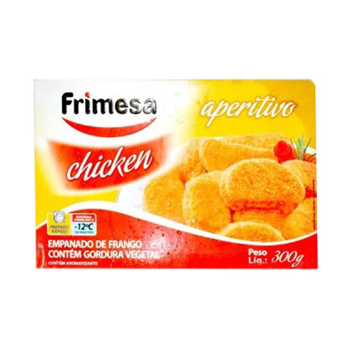 Aperitivo Frimesa 300g Chicken