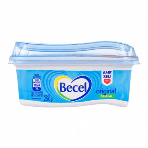 Margarina Becel 250g S/Sal