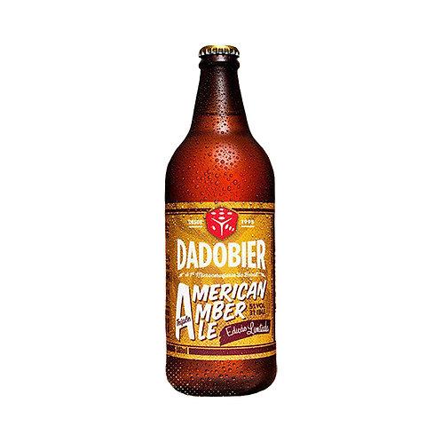 Cerveja Dado Bier American Amber Lager 600ml