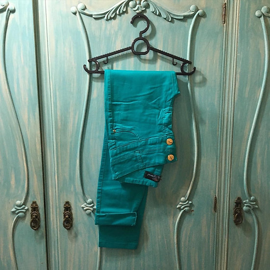 Calça jeans Geração Moderna - Tam 42