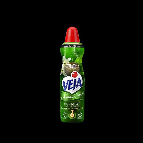 Limpador Perfumado Veja Aroma Sense 500ml  Frescor