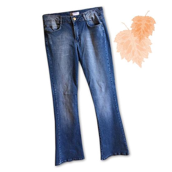 Calça Jeans Marfinno Flare