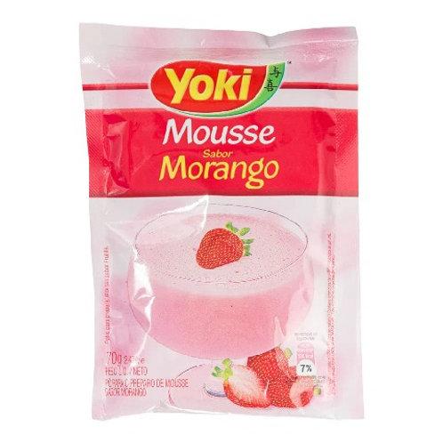 Mousse Yoki 70g  Morango