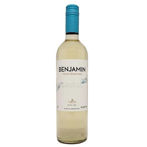 Vinho Benjamin Nieto Senetiner 750ml Branco Suave Refrescante