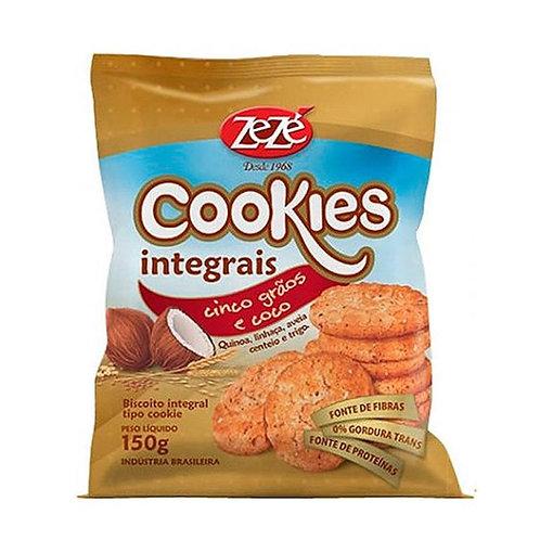 Cookies Zezé 150g  Cinco Graos/