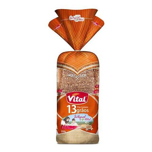 Pão Vital 350g 13 Grãos