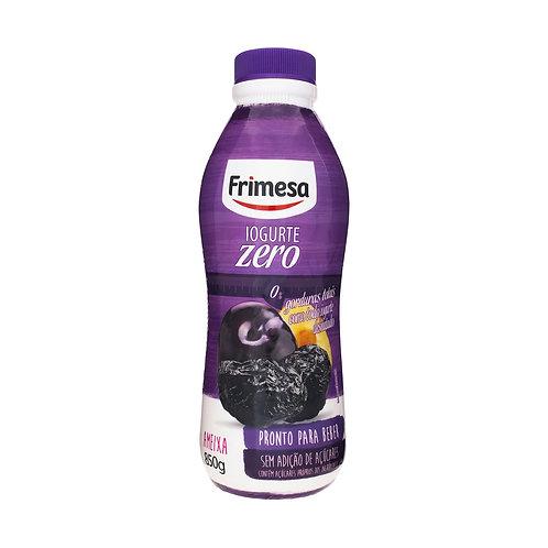 Iogurte Frimesa 850g Zero  Ameixa