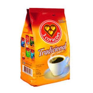 Café Três Corações 500g  Tradicional