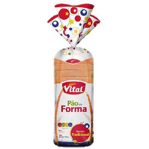Pão Vital 500g Forma