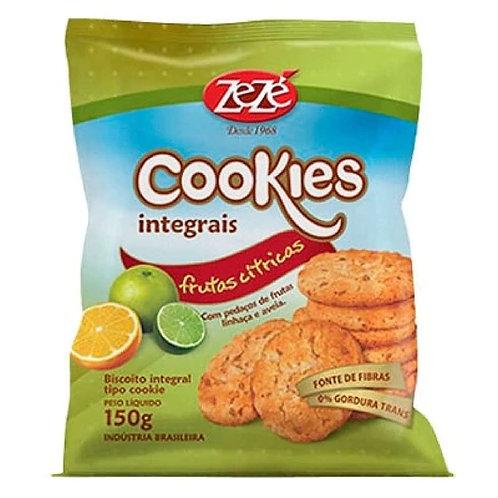Cookies Zezé 150g  Frutas Citri