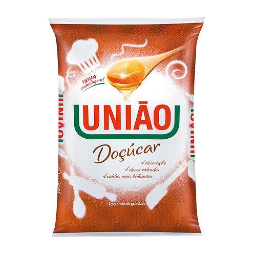 Açúcar União 1Kg Granulado Docucar