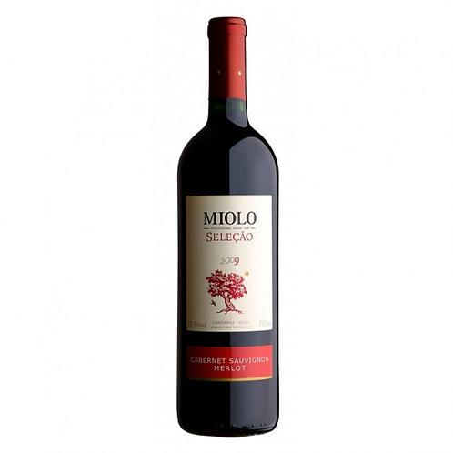 Vinho Miolo Seleção 750ml Cabernet Sauvignon Merlot