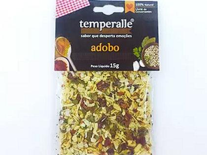 Tempero Temperalle 15g  Adobo